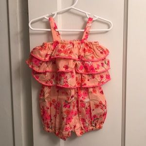 NWT The Children's Place romper